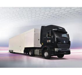 Large Stage Exhibition Truck