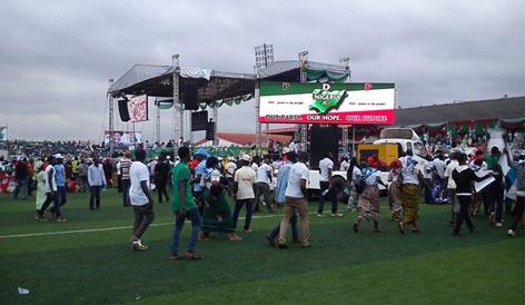 nigeria presidential election