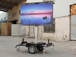 How to use the LED display systerm rightly