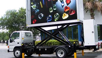 LED Screen Truck Sales