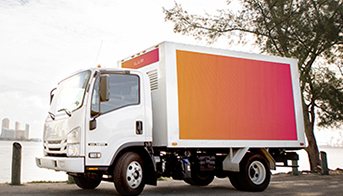 Enhance Your Advertising Campaign With a Mobile Advertising truck