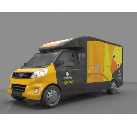 E300 sales truck