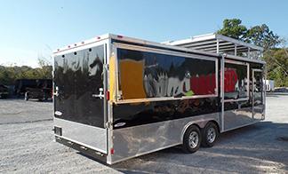 Mobile Exhibition Trailer Units