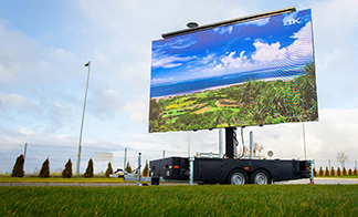 Mobile LED Screen Walls