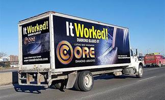 Mobile Advertising truck Marketing
