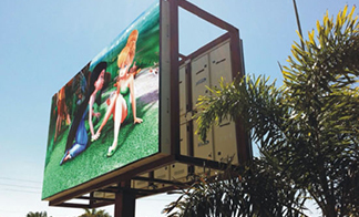 There Are A Few Different Types of LED Billboards