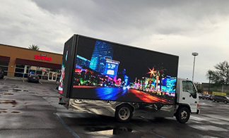 Uses Of LED Trucks For Sales And Marketing