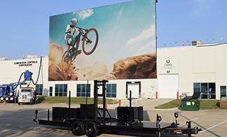 Mobile LED screen: What They Are, How They're Used, and Where to Get One