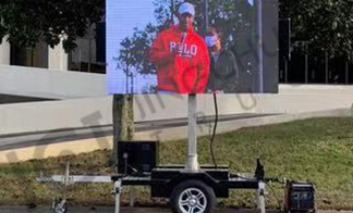 New Orleans - Mobile LED Trailers