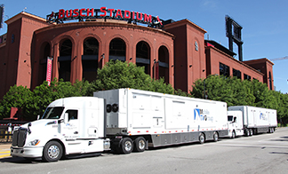 The Advantages of Mobile TV Truck for Outside Broadcasting